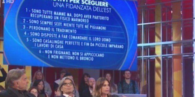 L'Italia, la tv e la crisi dei quarantenni