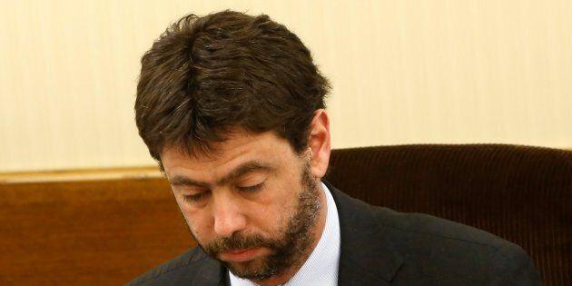 Procura Figc chiede due anni e mezzo di inibizione per Andrea Agnelli per i rapporti con gli ultrà della