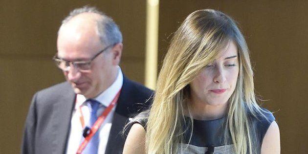 Federico Ghizzoni sul caso Boschi-Etruria: