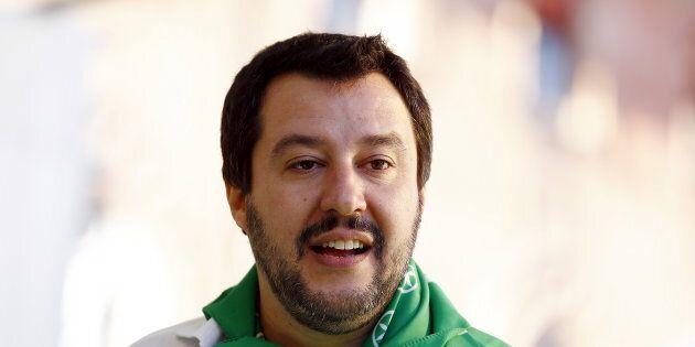 Matteo Salvini a Roberto Maroni: