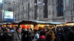 Natale blindato in Italia, a Milano subito via alle