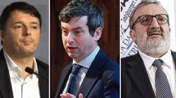 Al secondo giorno di voto nei circoli Renzi è in testa con il