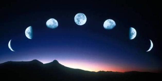 La Notte Della Luna.L 8 Ottobre E La Notte Della Luna Il Moonwatch Si Celebra