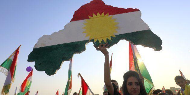 Rezan Kader, rappresentante curda in Italia, all'Huffpost: