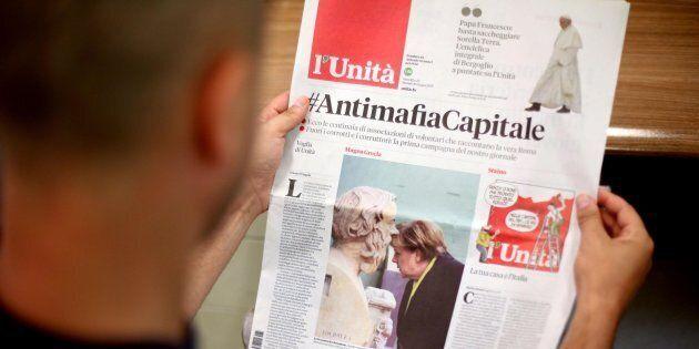 Sciopero ad oltranza dei giornalisti de L'Unità, Fnsi avvia azione