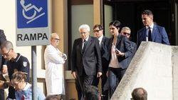 Mattarella ai parenti delle vittime dello scontro tra i treni: