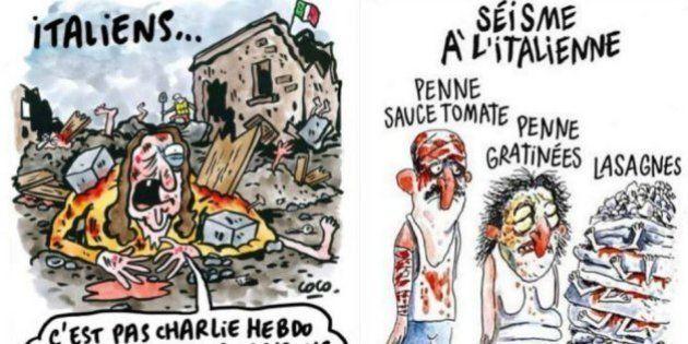 Marika Bret di Charlie Hebdo denuncia: