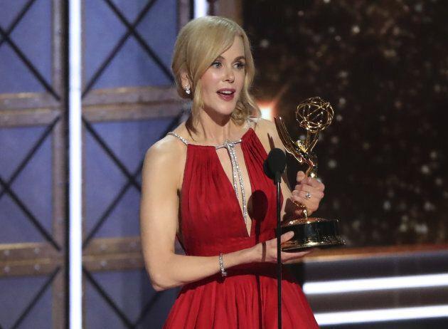 Un anno straordinario per le donne in tv: le vittorie di Nicole Kidman e Reese Witherspoon agli Emmy...
