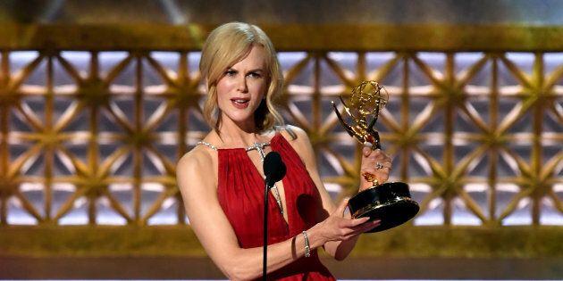 Nicole Kidman ha utilizzato il suo discorso agli Emmy per inviare un importante messaggio contro la violenza