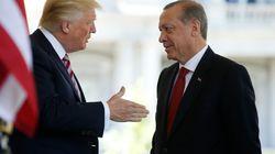 Trump riceve Erdogan, insieme lotta a