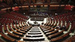 Il Senato esce dal letargo e vota il reato di