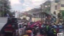 Più di 20 bambini muoiono nel crollo di una scuola a Città del