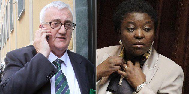 Mario Borghezio condannato a risarcire Kyenge per insulti