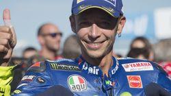 Partendo per Aragon Valentino Rossi dimostra che per il titolo mondiale non è ancora