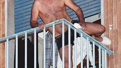 Si è arreso dopo 22 ore l'uomo che si era barricato in casa a