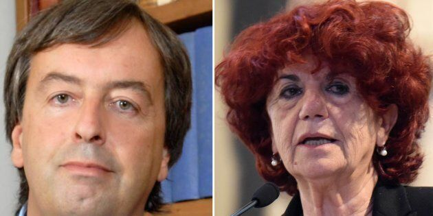 Roberto Burioni contro Valeria Fedeli: