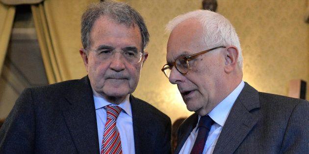 Romano Prodi e Vincenzo Visco contro il