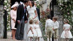 Pippa Middleton ha detto sì! Ma i veri protagonisti sono George e