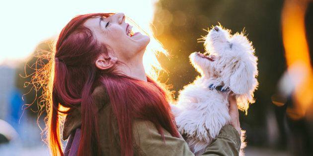 Amare gli animali aiuta a connetterci con gli altri, e con i nostri