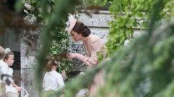 Kate perde la pazienza e il piccolo George scoppia a