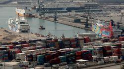 Gli agenti mandati dal governo spagnolo a Barcellona alloggiano su navi