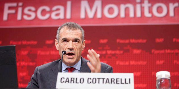 I turboeuropeisti preparano la lista per le prossime elezioni: Cottarelli guest