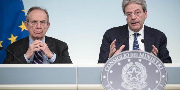 Il Governo approva la nota di aggiornamento al Def: sale il Pil, scende il