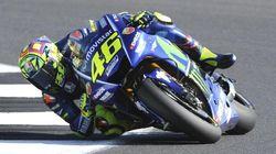 Rossi show ad Aragon nonostante la gamba