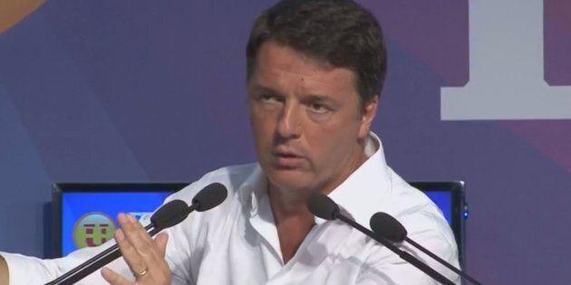Matteo Renzi chiude la Festa Pd di Imola:
