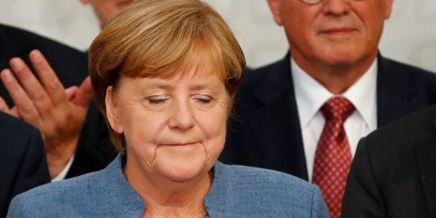 Merkel vince ma non sorride. La Grande Coalizione è