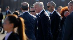Roma blindata per l'arrivo di Trump, centinaia di agenti in