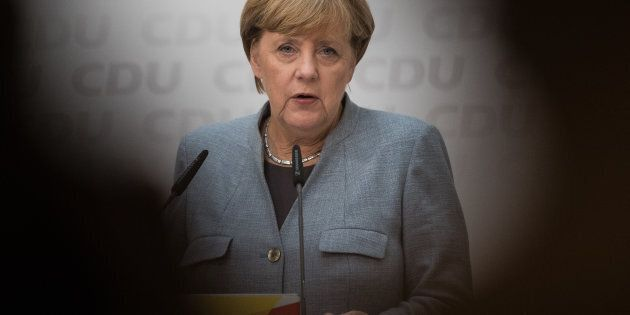 Merkel fa mea culpa ma si mostra ottimista per il nuovo governo: