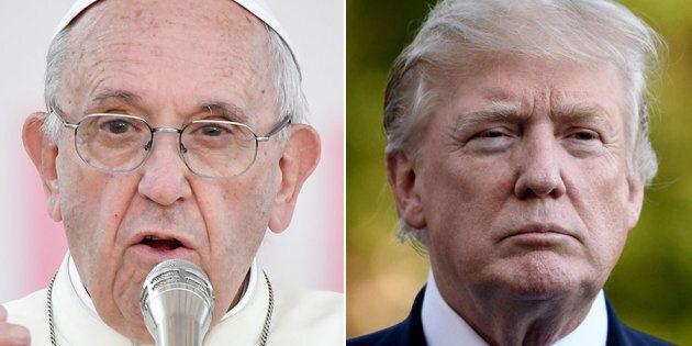 """La guerra """"fredda"""" tra Papa Francesco e l'America: divisi su tutto, dall'ozono alle migrazioni, dall'Iran..."""