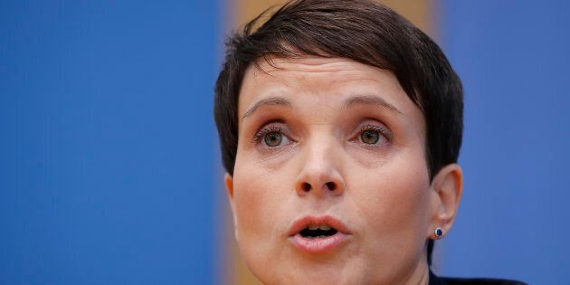 Frauke Petry Wolfgang Petry