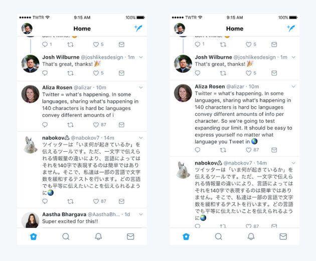 Twitter va oltre i 140 caratteri: al via la sperimentazione sui