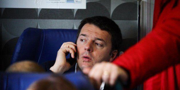 Il treno di Renzi costa 400mila euro anche se il Pd è in