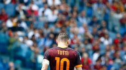 Francesco Totti, la sapienza calcistica racchiusa in un