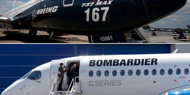America First. Trump impone maxi-dazi del 220% sugli aerei della canadese Bombardier, a difesa di
