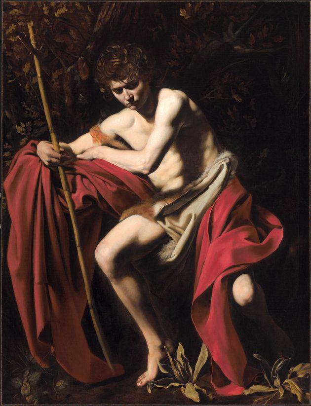 San Giovanni Battista (San Giovanni nel deserto), 1604 circa, Nelson-Atkins Museum Kansas