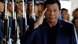 Duterte shock, esorta i militari allo stupro: