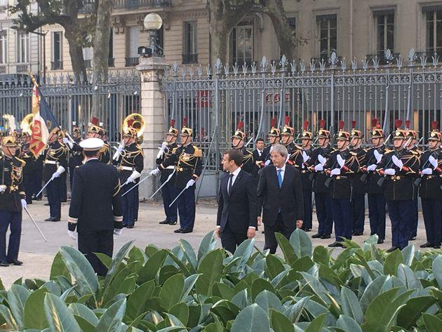 Europa bilaterale. A Lione Macron e Gentiloni stringono i bulloni del rapporto Italia-Francia ma sull'Ue...