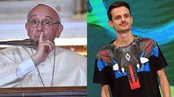Il Papa cita Rovazzi. Il cantante: