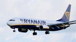 Ryanair, tutte le rotte sospese da novembre a marzo