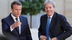 Sui migranti Gentiloni trova sponda in Macron, convinto di rivedere l'accordo di