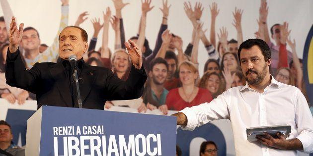Salvini-Berlusconi, l'incontro non s'ha da fare per ora. Il leader della Lega: