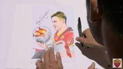 Da Mazzone a Sensi, da Zeman a Lippi. Francesco Totti