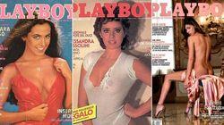 Le 16 copertine italiane di Playboy che hanno fatto la