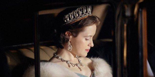 La regina Elisabetta è una fa della serie tv