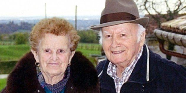 Treviso, moglie e marito muoiono nello stesso giorno dopo 67 anni di