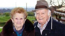 Erano sposati da 67 anni, moglie e marito di Treviso muoiono nello stesso